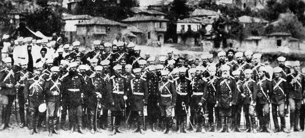 """Резултат с изображение за """"руската армия пристига в Сан Стефано."""""""